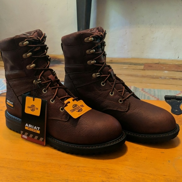 Brand New Ariat Lace Up Boots | Poshmark
